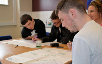 peer menoring for young people